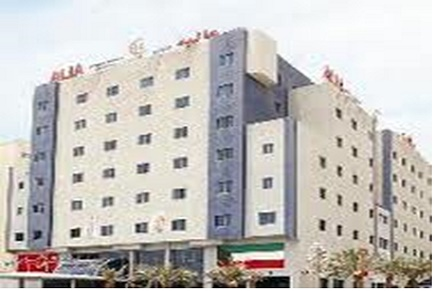 Medical Clinics Center in Mahboula-Kuwait - Alobaid Engineering